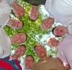 Groupe des pères (2)