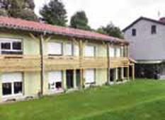 La villa Mercedes à Saint Genis Laval