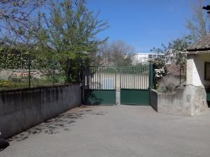 Ecole Vernaison portail