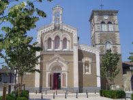 Eglise Vourles