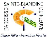logo sainte blandine